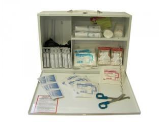 First Aid 1-50 Person - Metal Cabinet - Reinol NZ Ltd.
