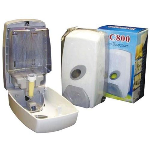 Liquid Soap Dispenser - 800ml - Reinol NZ Ltd.