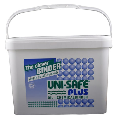 Uni-Safe Plus Oil and Chemical Binder 5kg Bucket - Reinol NZ Ltd.