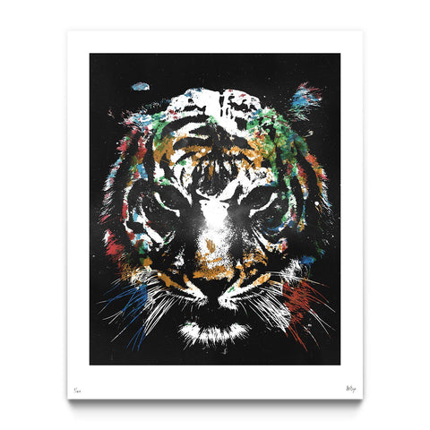 Eye of the Tiger PKAN (Hand Painted Multiple)