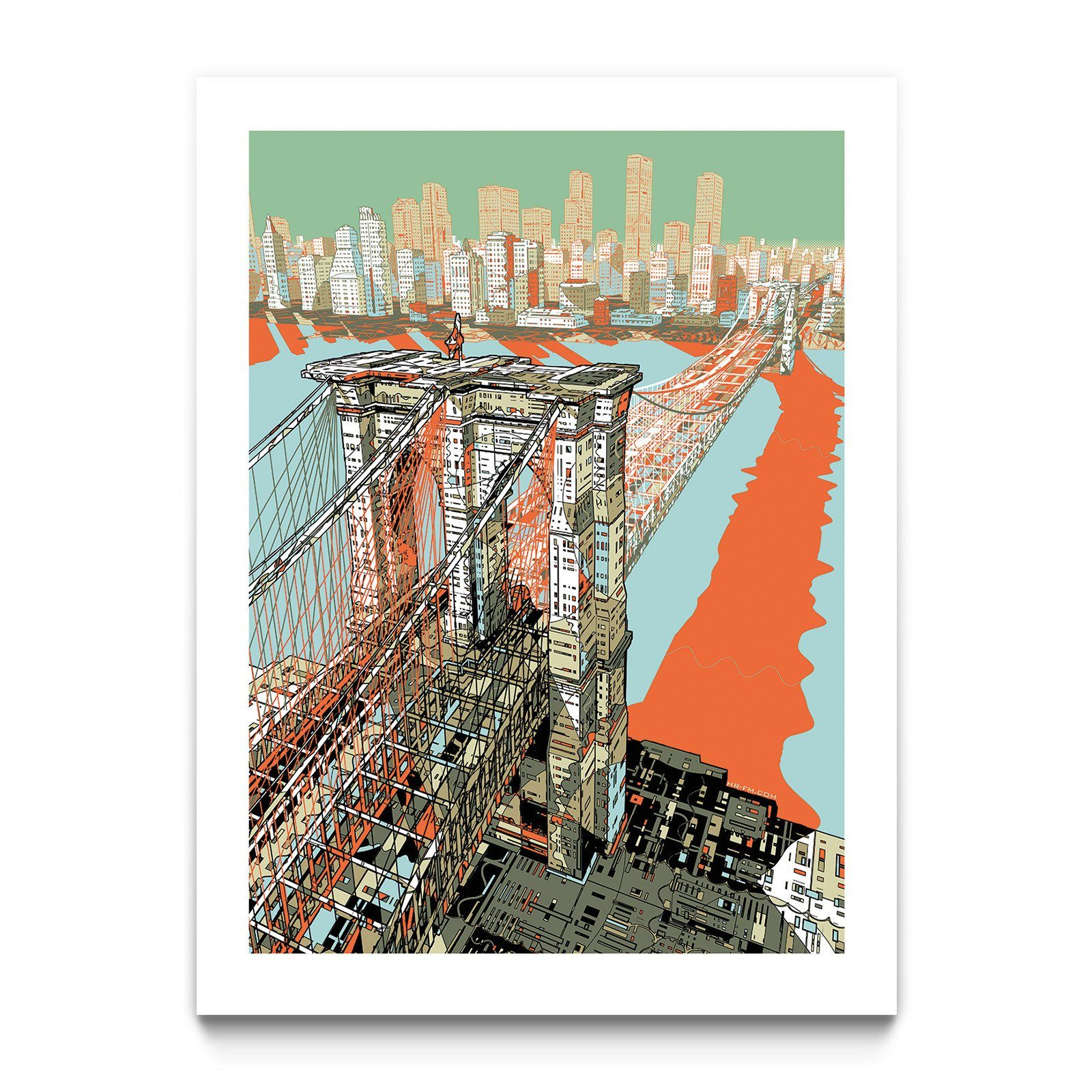 Brooklyn Bridge [SOLD OUT]