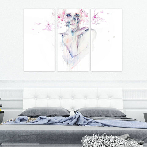 Rainy and Big Bang Kiss Canvas Set