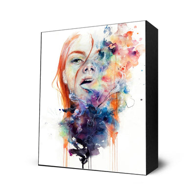 """Agnes Cecile"" Series Set of 4"