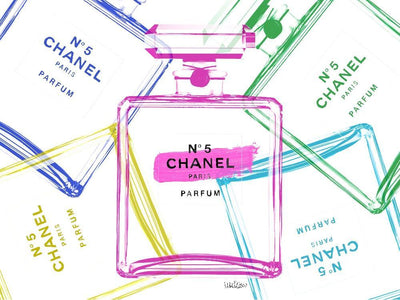 Chanel Nearly Neon