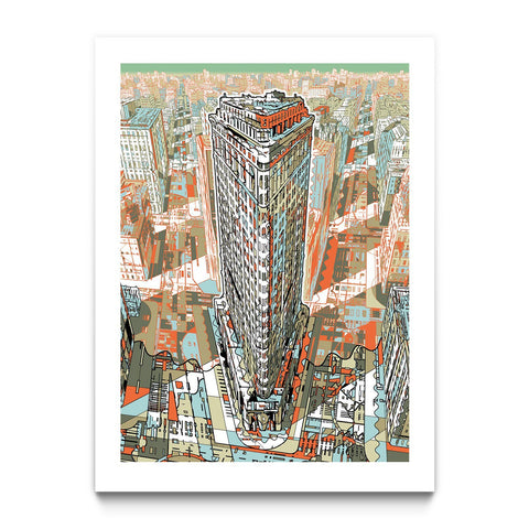 Flatiron [SOLD OUT]