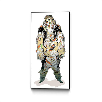 Atmospheric Diving Suit