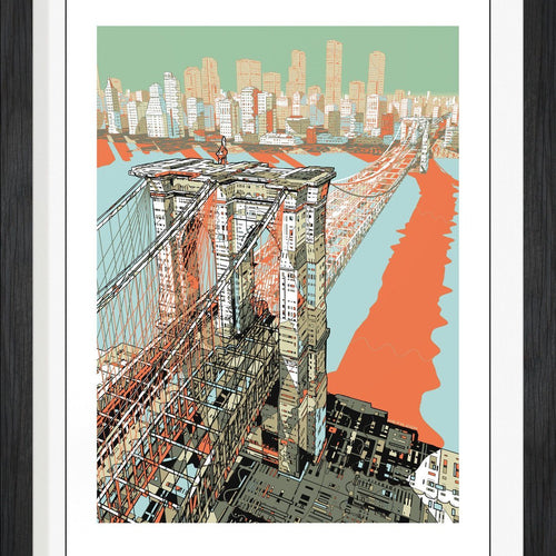 Brooklyn Bridge - Limited Edition