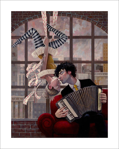 Aerial and Accordion [SOLD OUT]