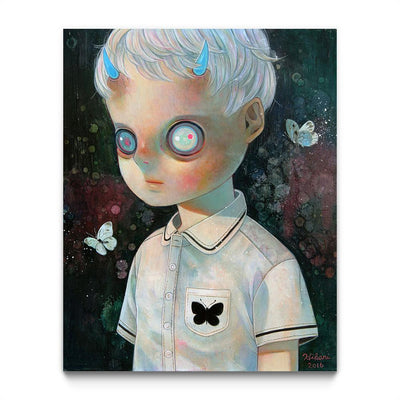 Children of Emptiness - Cabbage Butterfly