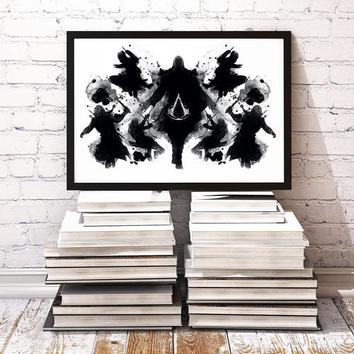 Assassins Creed Inkblot 1