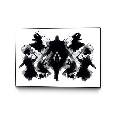 Assassins Creed Inkblot I