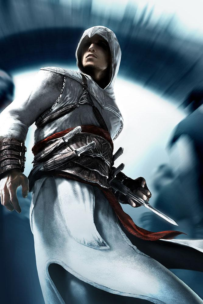 Altair I By Assassin S Creed Eyes On Walls