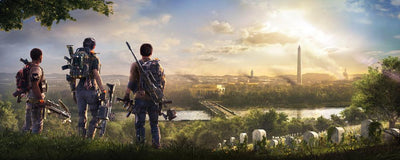 The Division 2: Overlooking the City
