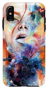 This Thing Called Art Is Really Dangerous - Phone Case