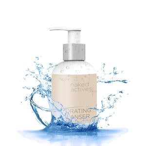 Cleanse Your Skin With Naked Actives Hydrating Cleanser