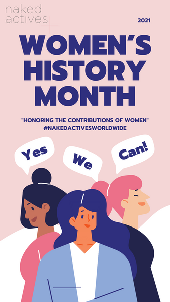 Conversations About Women's History Month