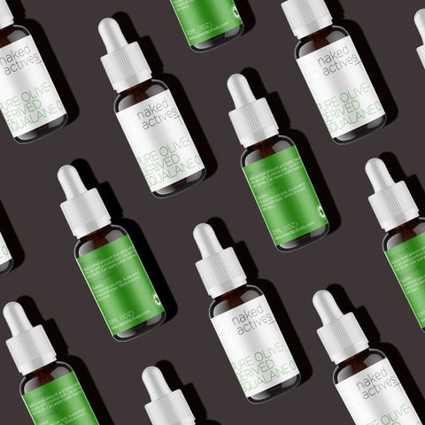 Naked Actives Serums Range