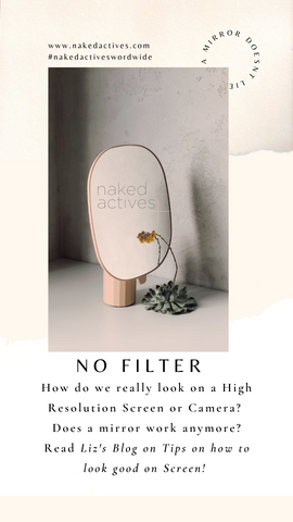 No Filter- Best Way On How to Improve your Skin on High Res Screens
