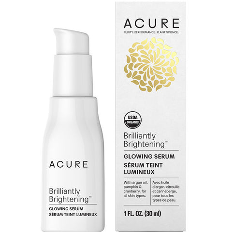 Acure Organics Olive face oil Serum