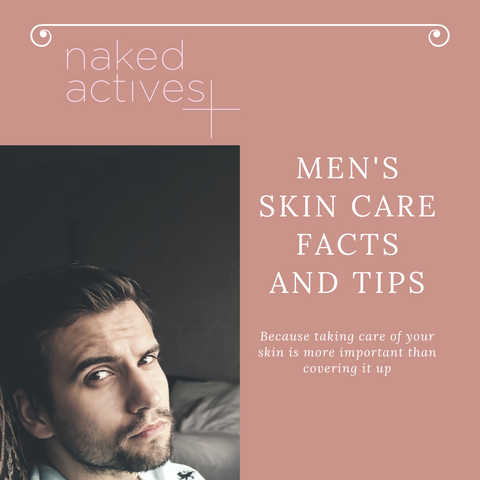 Beards, Testosterone, Thicker Skin, How to take care of Men's skin