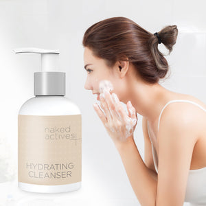 Naked Actives Hydrating Cleanser