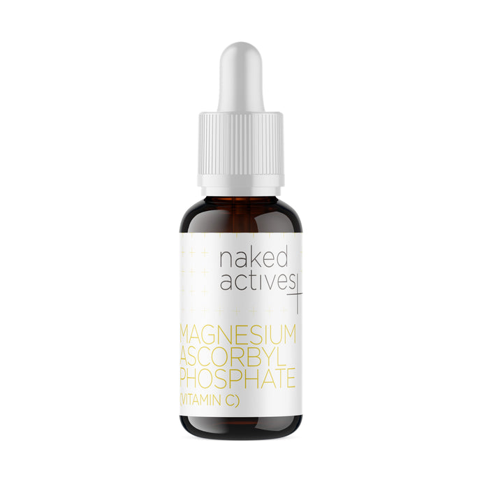 Naked Actives Vitamin C Serum With Magnesium Ascorbyl Phosphate