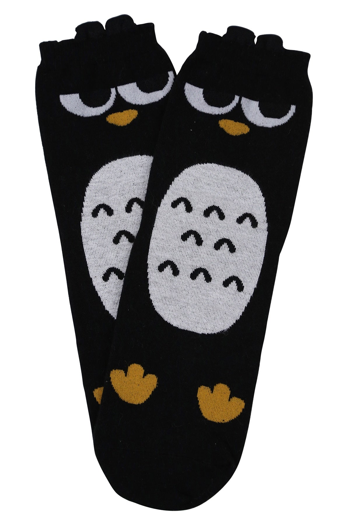 Black Bird Cotton Socks