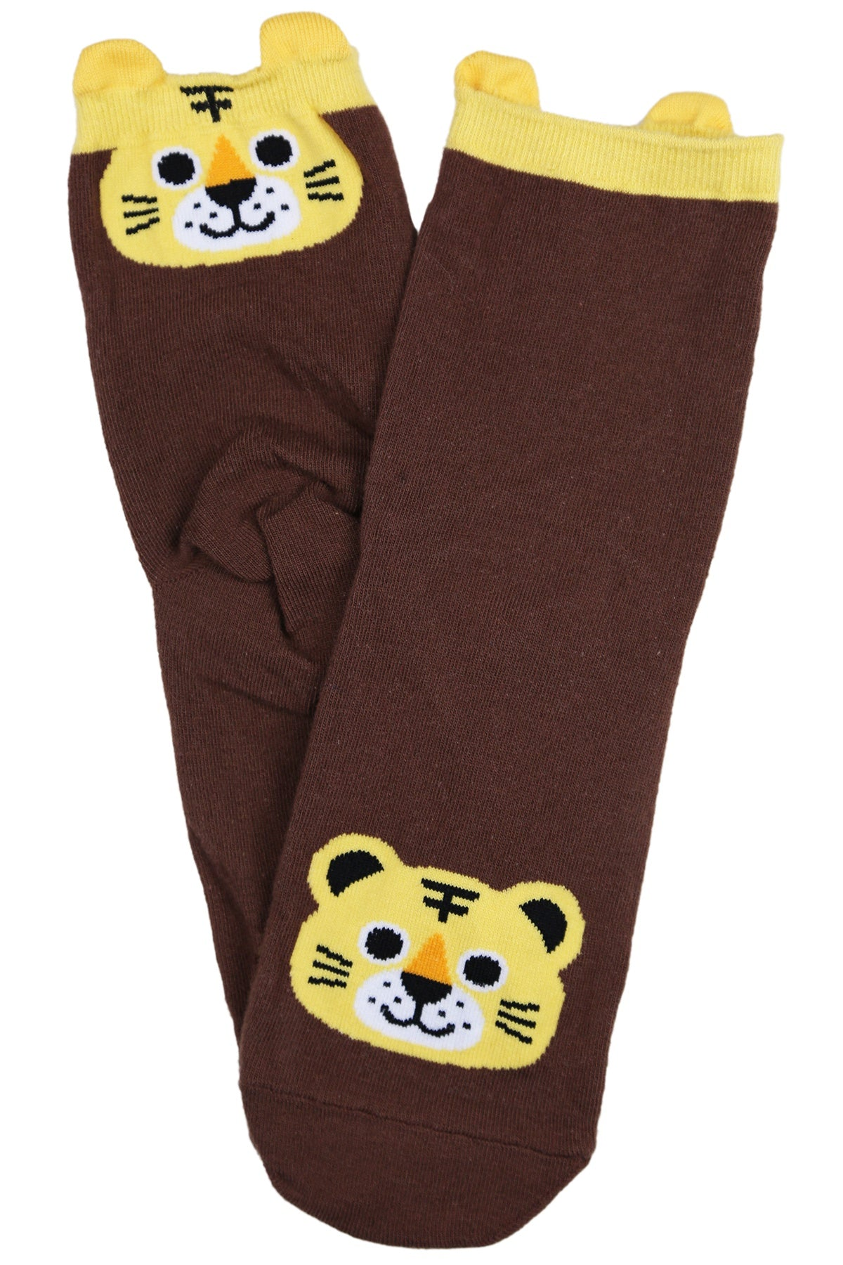 Terry the Tiger Cotton Socks