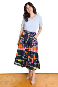 Nelle Harper Cotton Skirt