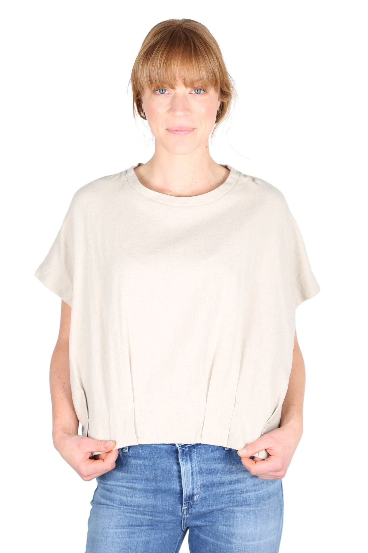 Billie Jean Top Beige
