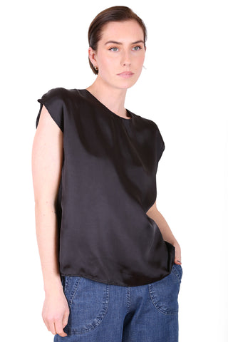Cottesloe Tee Black