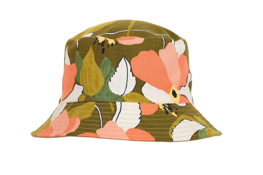 Daintree Cotton Bucket Hat