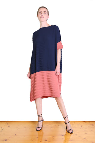 Departure Dress Salmon