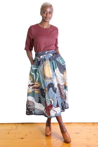 FESTIVAL Cotton SKIRT