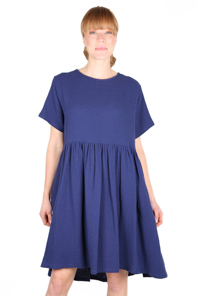 Freelance Dress  Navy