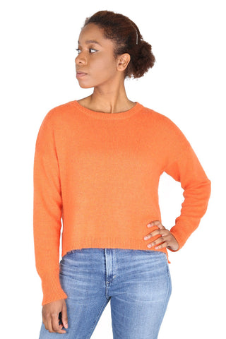 Halifax Sweater Orange