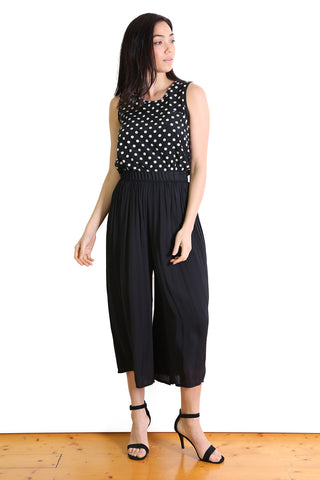 HOLLYWOOD Pants - Black