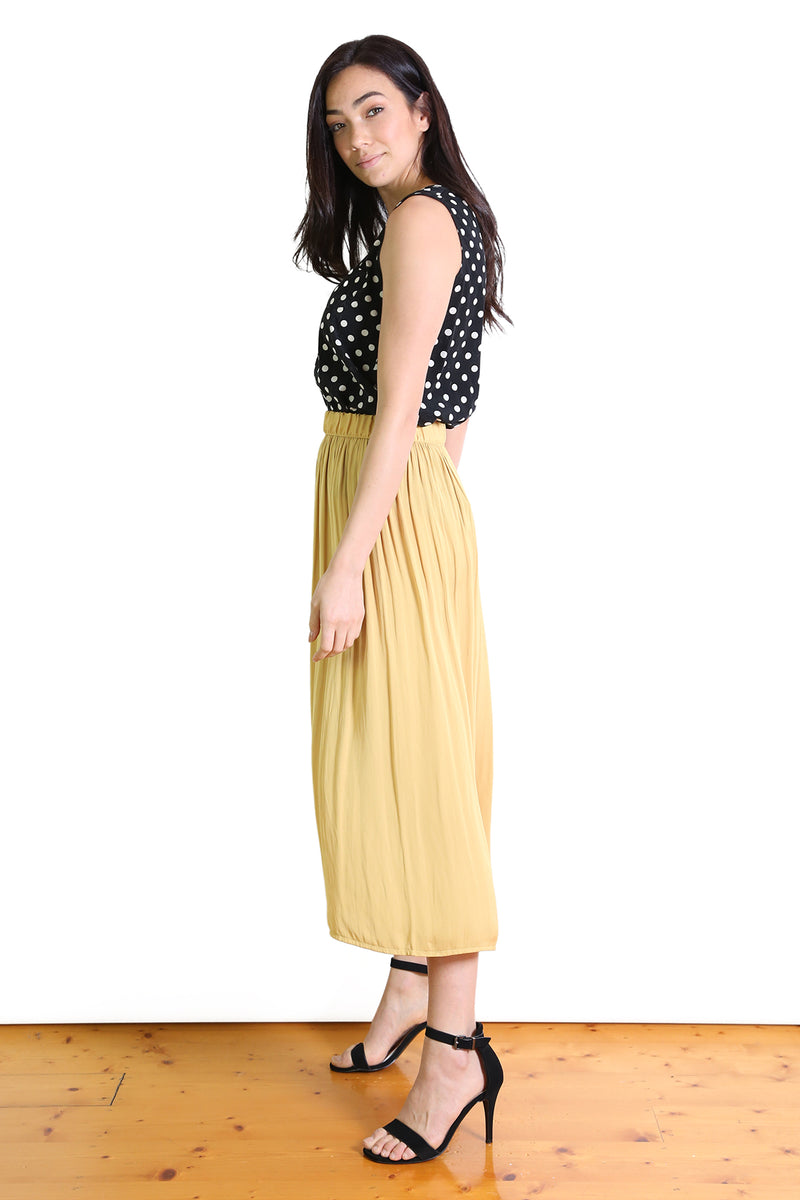 Hollywood Pants Yellow