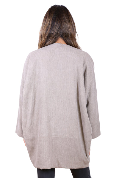 Huckleberry Jacket Beige