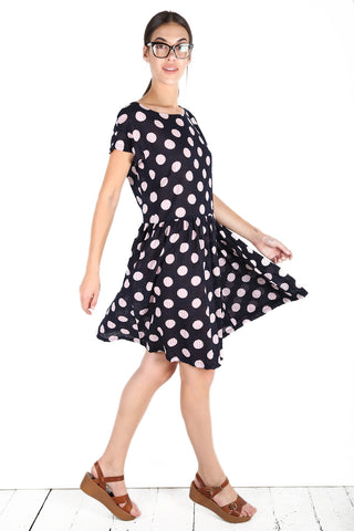 Humbug Seer Dropwaist Dress