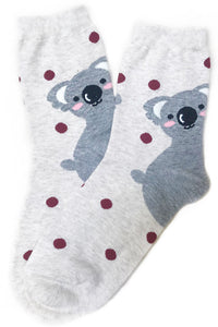 Koala Cotton Socks