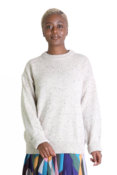Malta Knit Sweater Sand