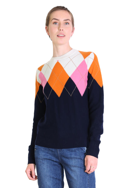 Miami Cashmere Sweater Navy