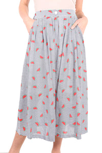 Mighty Melon Seer Skirt