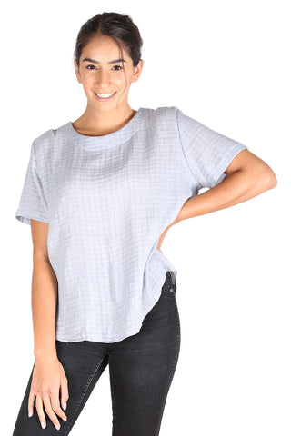 NASHVILLE Textured Top Silver Grey