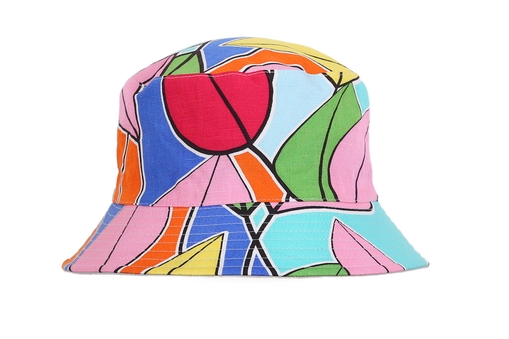 Port Douglas Bucket Hat Wild