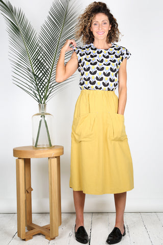 RIO Skirt Yellow