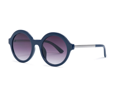 Mind Bomb Midnight Navy Sunglasses