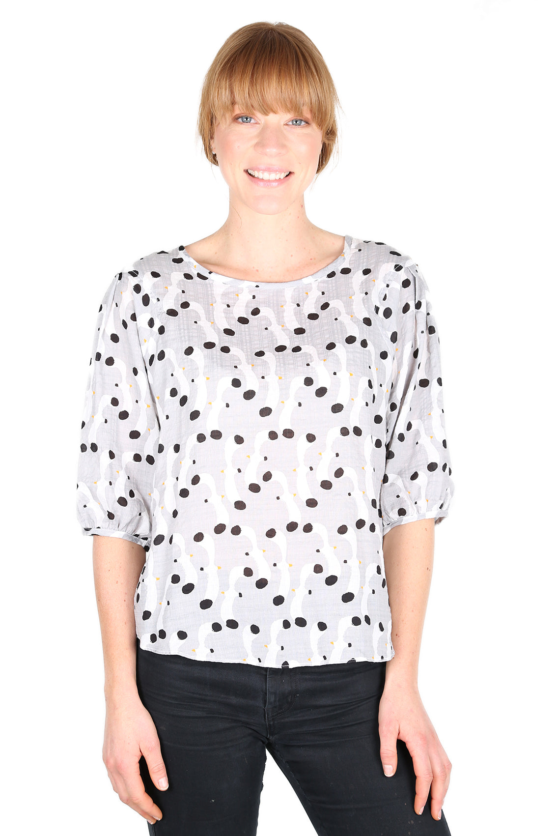 Swooping Seagulls Blouse