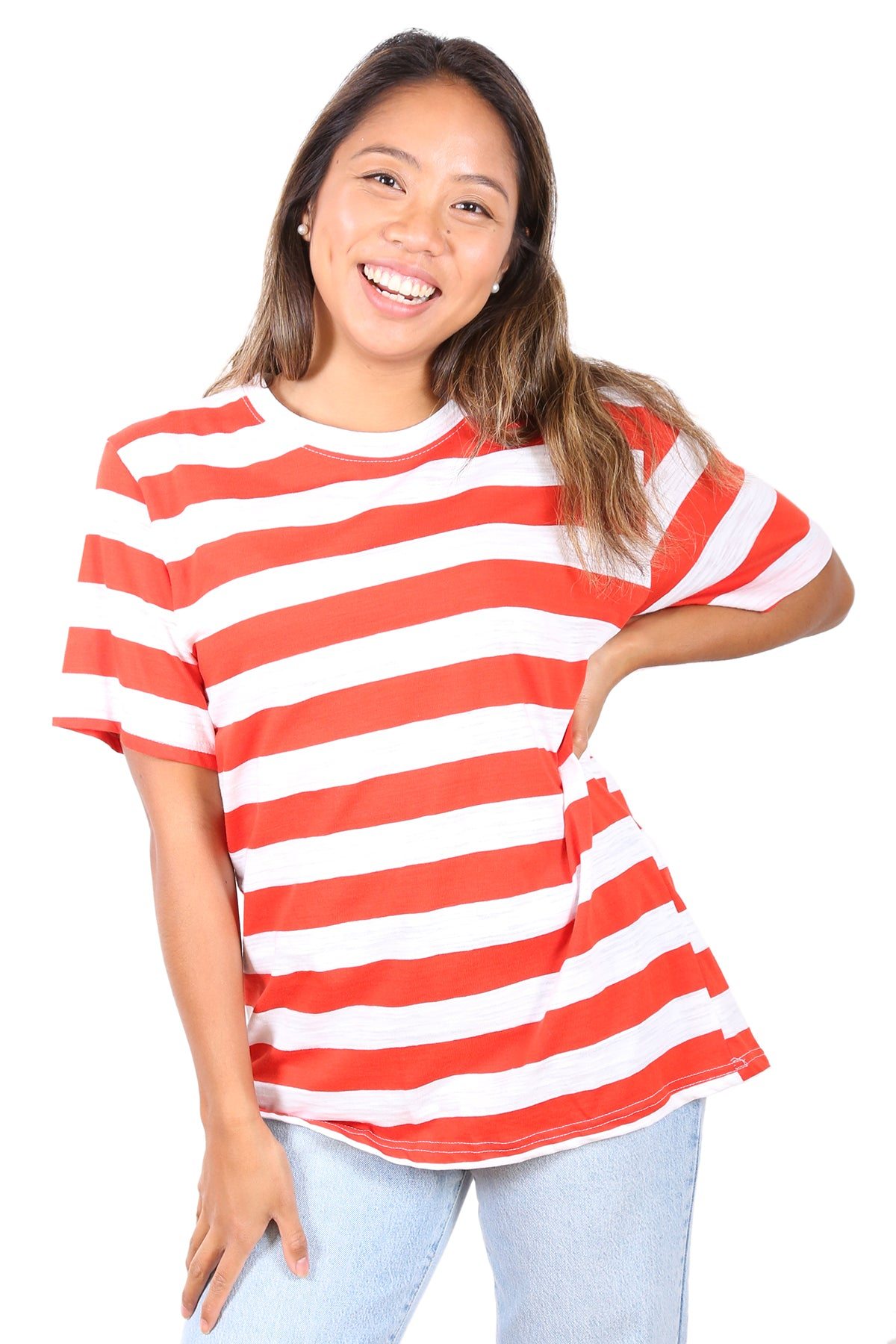 Wally Tee Ruby Red